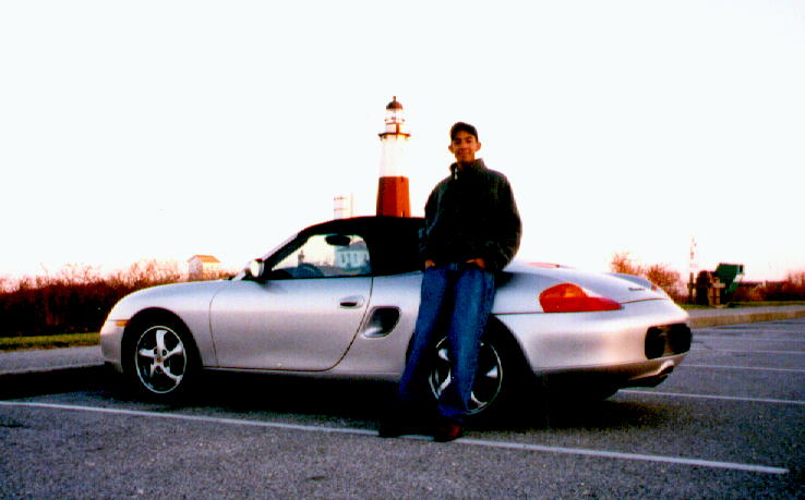 the silver surfer at montauk point