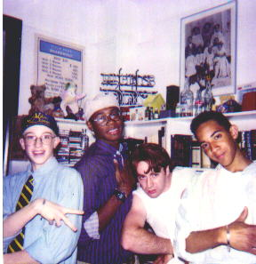 jayones, messune, rob D, and chillbill
