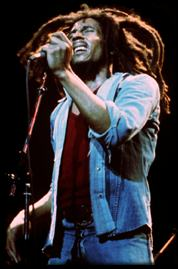 Bob Marley - click here to listen to the concert